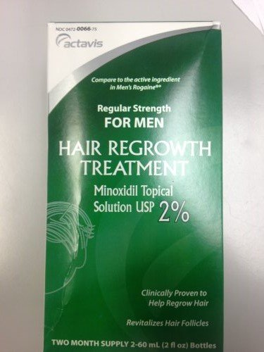 Mens Minoxidil 2% Regular Strength …