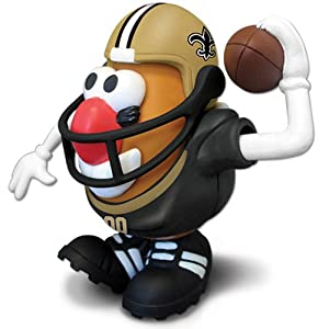 NFL New Orleans Saints Mr. Potato Head