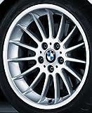 Original BMW Alufelge 5er E60-E61-LCI Radialspeiche 32 in 18 Zoll