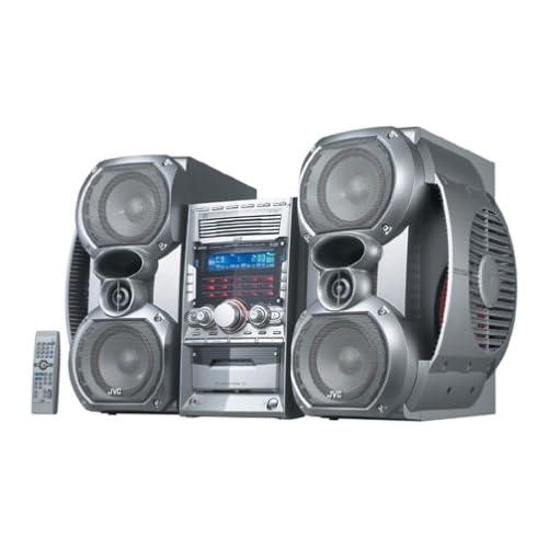 Amazon.com: JVC HX-Z30 Compact Stereo (Silver