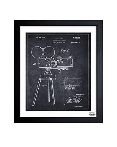 Oliver Gal Photographic Apparatus 1931 Framed Art