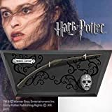 Harry Potter Bellatrix Lestrange Wand with Wall Display and Mini Mask