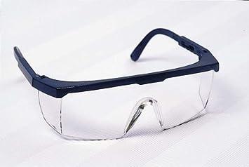 96a0652bff7a Uvex Spartan Glasses Black W clear Lens - Model A200 - Each - wodrxrjve