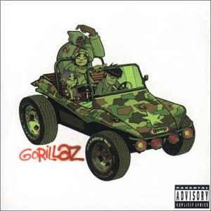 Gorillaz+Bonus CD(Avcd)*7trx