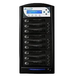 Vinpower Digital Inc. HDDShark Turbo 1 to 8 Standalone SATA Hard Drive (HDDSharkTB-8T-BK)