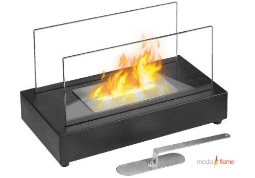 Moda Fervour Vigo Bio-ethanol Ventless Tabletop Fireplace