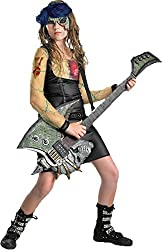 Disguise Inc - Heartbreak Rocker Child Costume