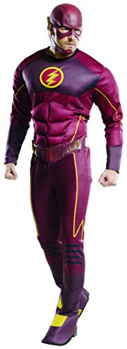 Rubie's Costume Co Men's Flash Deluxe Costume