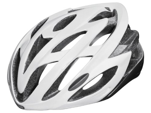 ABUS S-Force Road Adult Cycle Helmet, White, M/L