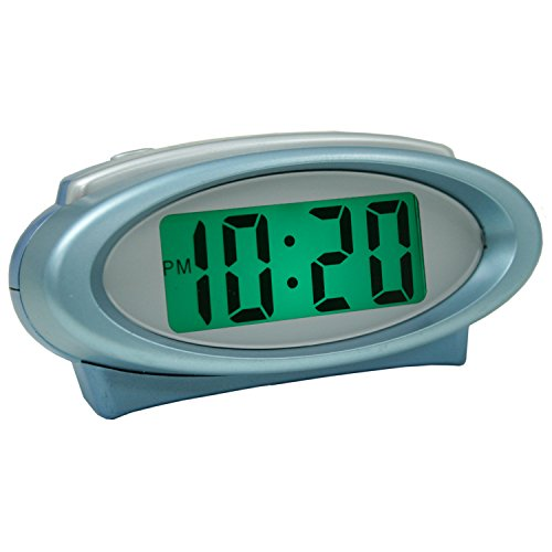 Equity by La Crosse 30330 Digital Alarm Clock with Night Vision Technology (Small Battery Clocks compare prices)