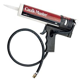 Caulk Master PG100 1/10th Gallon Cartridge Air Caulking Gun