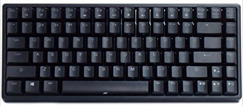 KEYCRAFTSキークラフト ゲーミングキーボード 84mini BLS オリジナル青軸スイッチ対応 テンキーレス 英語84キー配列 ILM84BL-BBWE