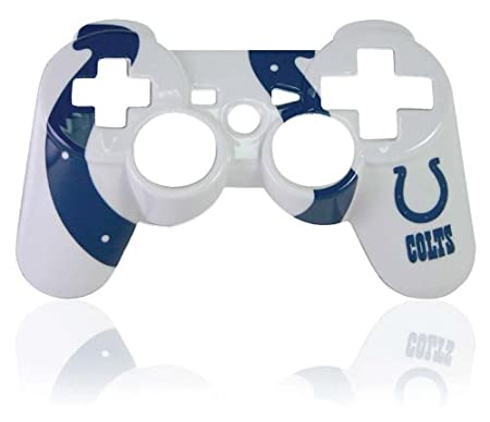PS3 Official NFL Indianapolis Colts Controller Faceplate