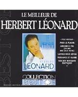 Le meilleur de Herbert Léonard - Best Of (1 CD)