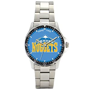 NBA Mens BC-DEN Denver Nuggets Coach Series Watch by Game Time