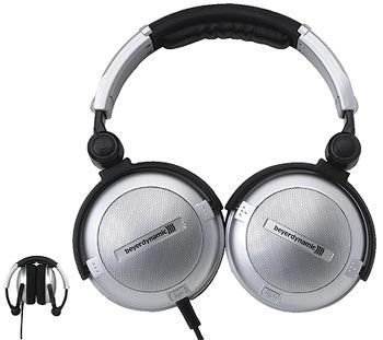 Beyerdynamic DT 860 Headphone - Open Backed Construction