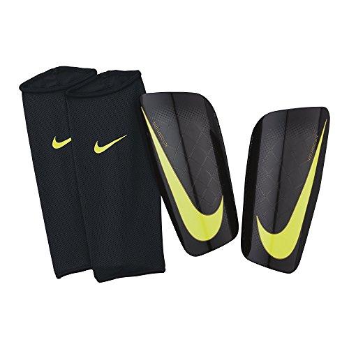 Nike Herren Schienbeinschoner Mercurial Lite, black/volt, L,...