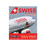 Just Planes Swiss Airlines A340-300 DVD - Zurich to San Francisco