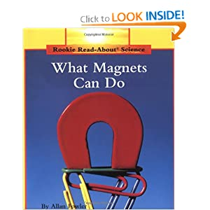 What Magnets Can Do (Rookie Read-About Science)