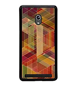 Fuson Premium 2D Back Case Cover Animated Pattern With Multi Background Degined For Asus Zenfone 6::Asus Zenfone 6 A600CG