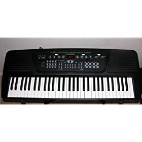 Elegance 61 Keys Full Size Electronic Keyboard