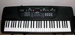 Elegance 61-Key Full Size Electronic Keyboard
