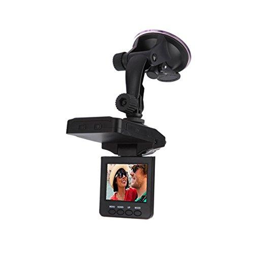 CAMTOA 2.5 Inch Auto DVR Camcorder Car 6 IR LED HD Portable DVR Video Recorder Camera