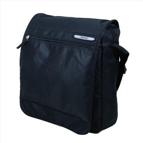 Jazzi Satchel Bag With Front Zip, Various Colours