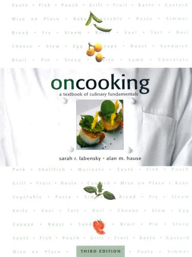 On Cooking: A Textbook of Culinary Fundamentals (3rd Edition)