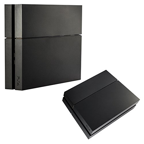 extremerater-solid-matte-black-hdd-bay-hard-drive-cover-shell-case-replacement-faceplate-for-ps4-con