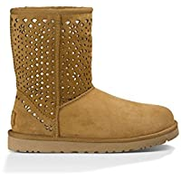 UGG Classic Short Flora Perf Women's Boots (Multiple Colors)