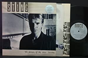 DREAM OF THE BLUE TURTLES LP UK A&M 1985