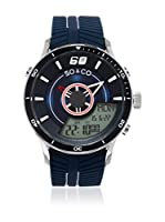SO & CO New York Reloj de cuarzo Man GP15517 45 mm