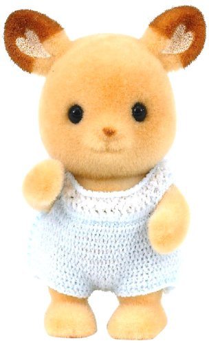 Sylvanian Families baby doll deer deer family (japan import) - 1
