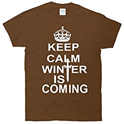 Keep Calm winter is coming! T-Shirt