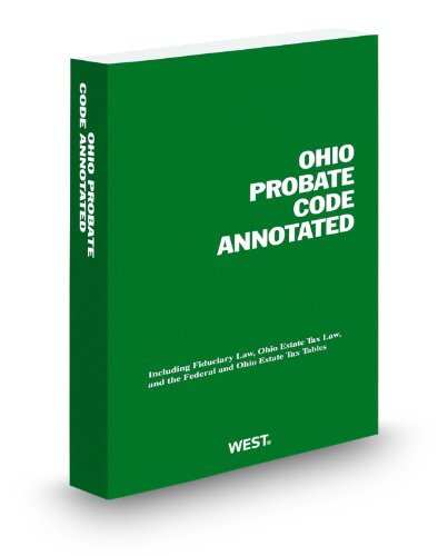 Ohio Probate Code Annotated, 2010 ed.