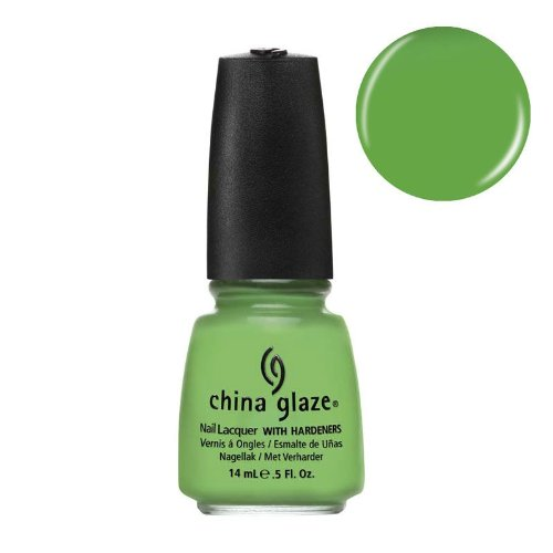 China Glaze Gaga For Green 1033 ...
