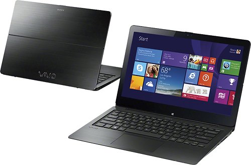 Sony VAIO SVF15N26CXB 15.5