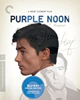 Purple Noon Criterion Collection Blu-ray by Criterion Collection