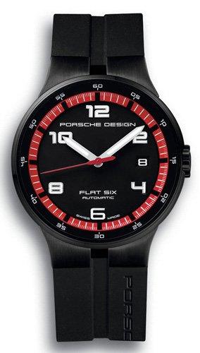 Porsche Design P'6351 Flat Six Automatic Men's Watch