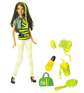 Mattel Barbie Candy Glam Teresa