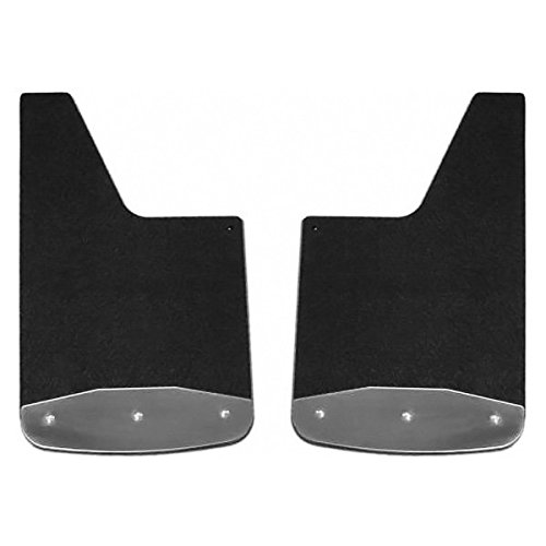 Luverne Truck Equipment 251223 Universal Fit Textured Rubber Mud Guard (Luverne Mud Flaps compare prices)