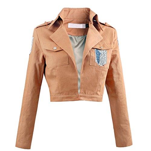 Angelaicos Unisex Long Sleeve Khaki Jackets