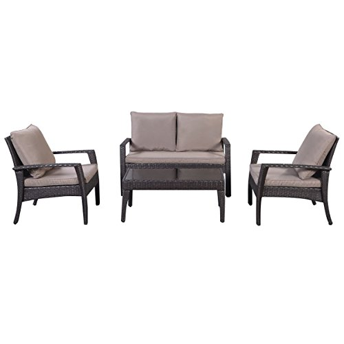 giantex-4pc-patio-rattan-furniture-set-tea-table-chairs-outdoor-garden-steel-frame