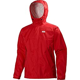 Helly Hansen Men\'s Loke Jacket, Alert Red, Small