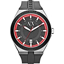 Armani Exchange AX1220 Mens Fashion Silicone Watch
