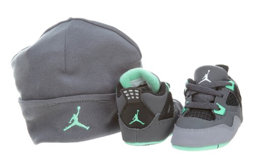 Jordan 4 Retro Crib Shoes (487219 033), 4