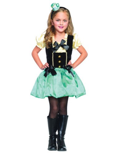 Tea Party Princess Md Kids Girls Costume