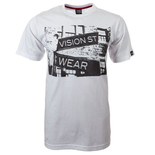 Vision Street Wear Street T-Shirt , weiß