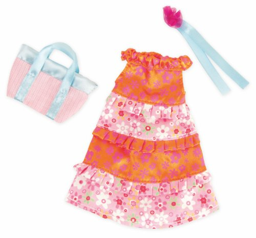 Manhattan Toy Groovy Girls Fabulous and Flouncy Dress - 1